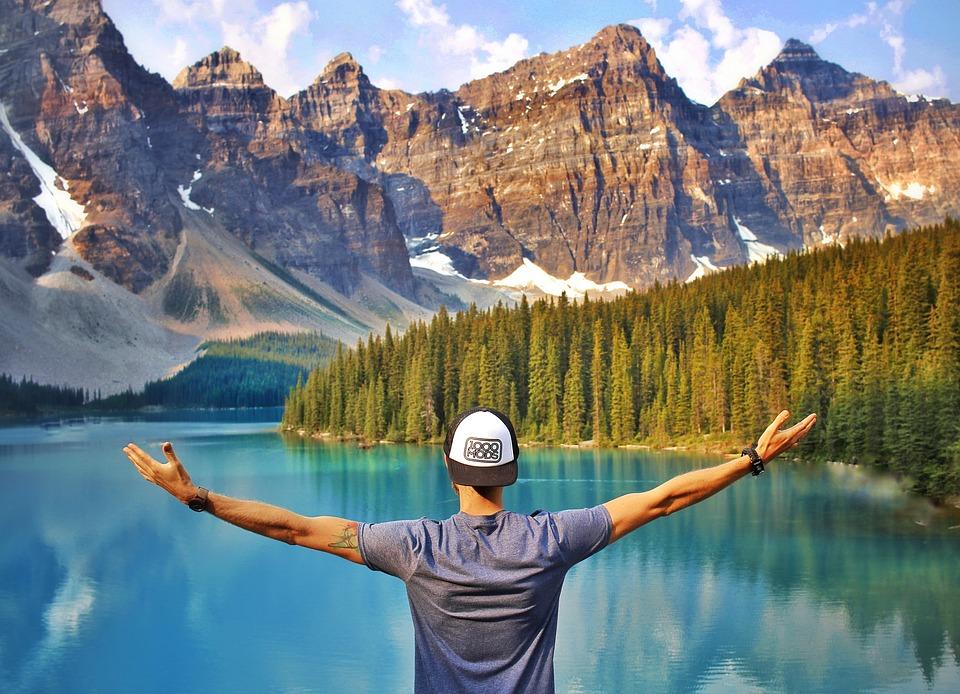 Resultado de imagen de disfrutar del paisaje