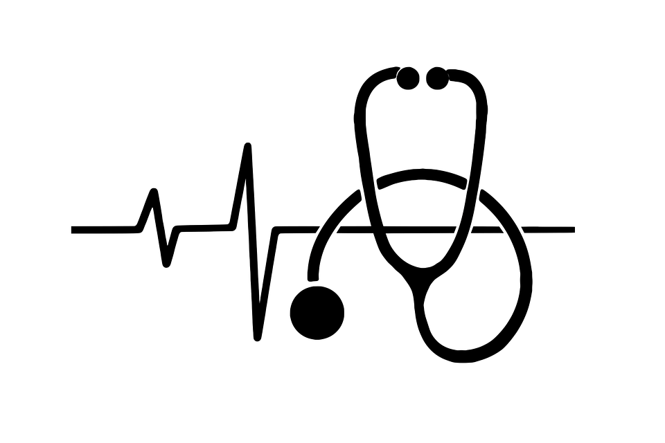 Stethoscope, Icon, Medical, Doctor, Disease