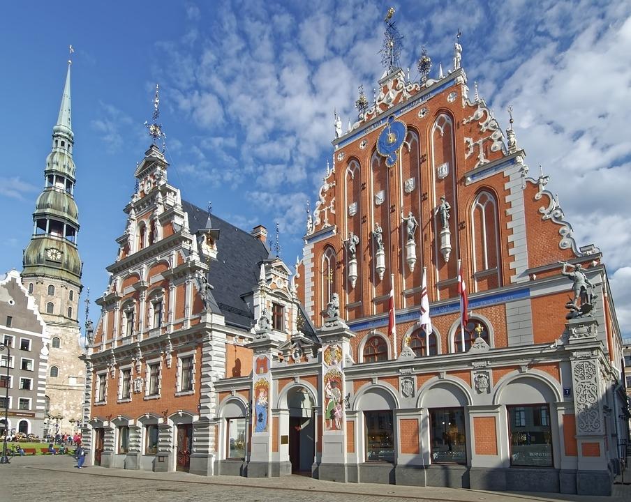 Riga, Stadtzentrum, Stadt