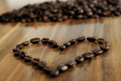 Coffee, Beans, Coffee Beans, Cafe