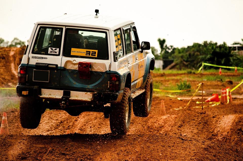 4X4 Off Road >> Truk Pickup Balap 4x4 Foto Gratis Di Pixabay