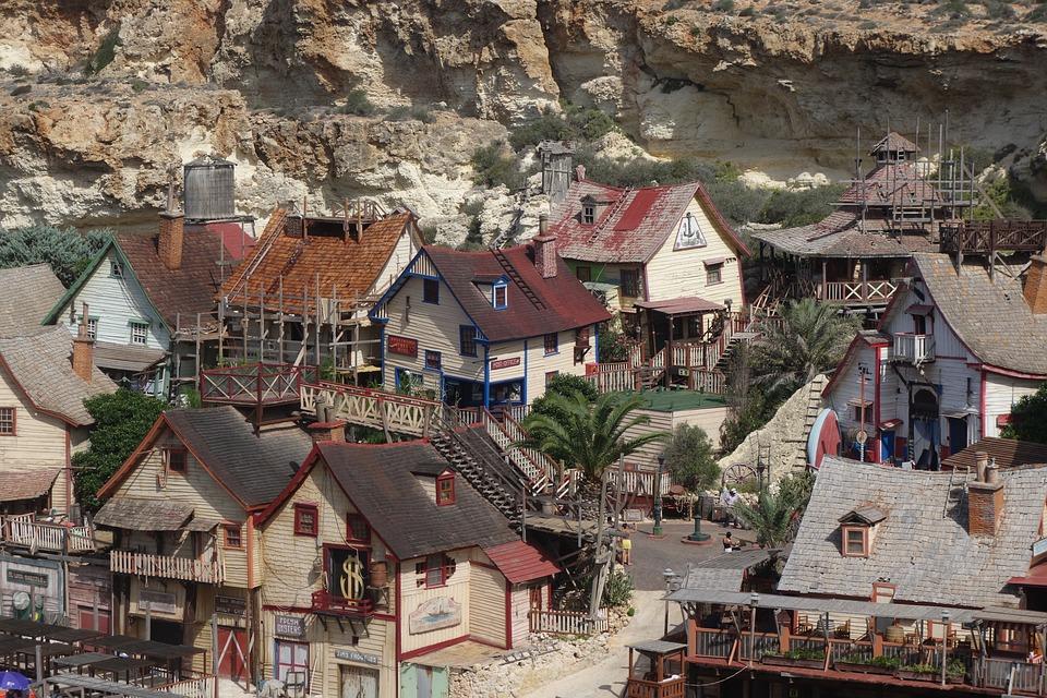 Piratenstadt, Malta