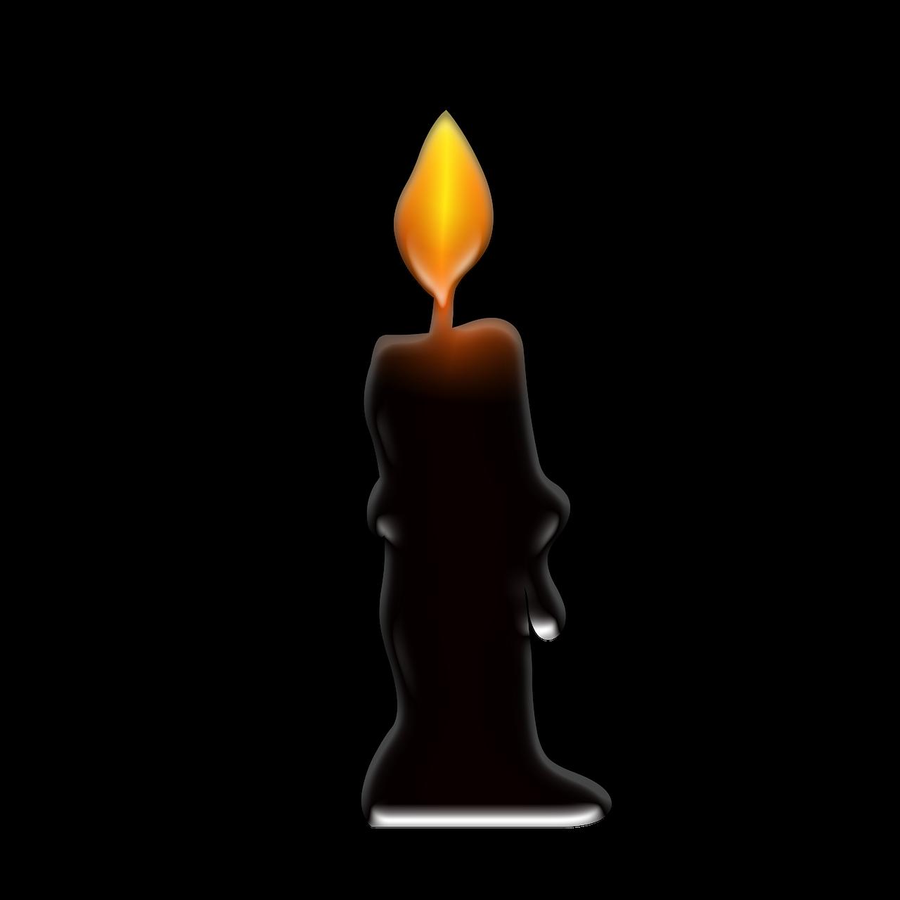 Romana Black Candle