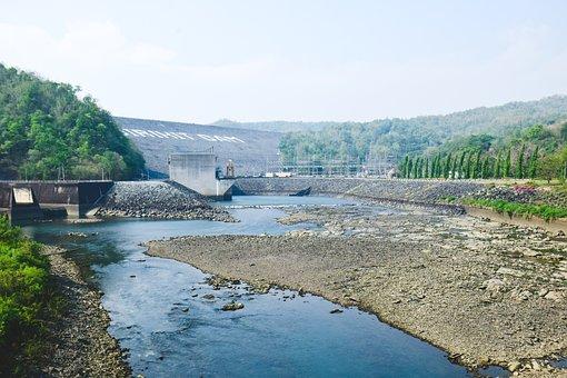 Rivière, Vidange, Eau, Canal Radiculaire