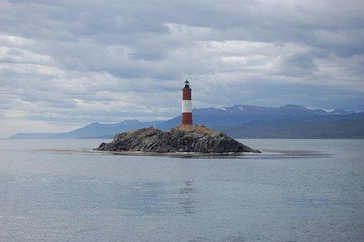 Ushuaia, Argentina, Lighthouse
