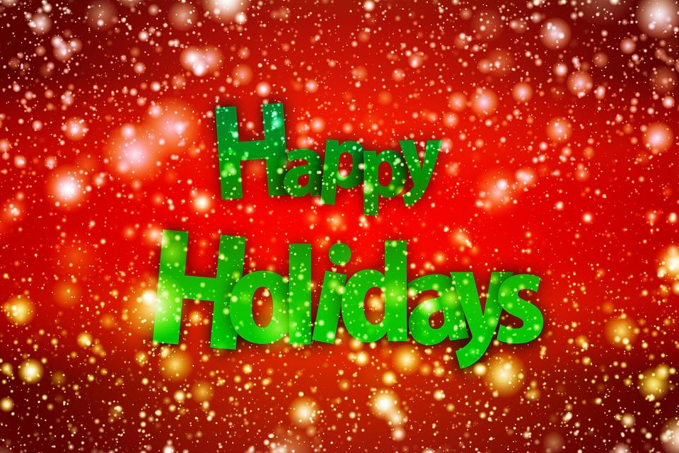 Weihnachten Happy Holidays Winter · Kostenloses Bild auf Pixabay