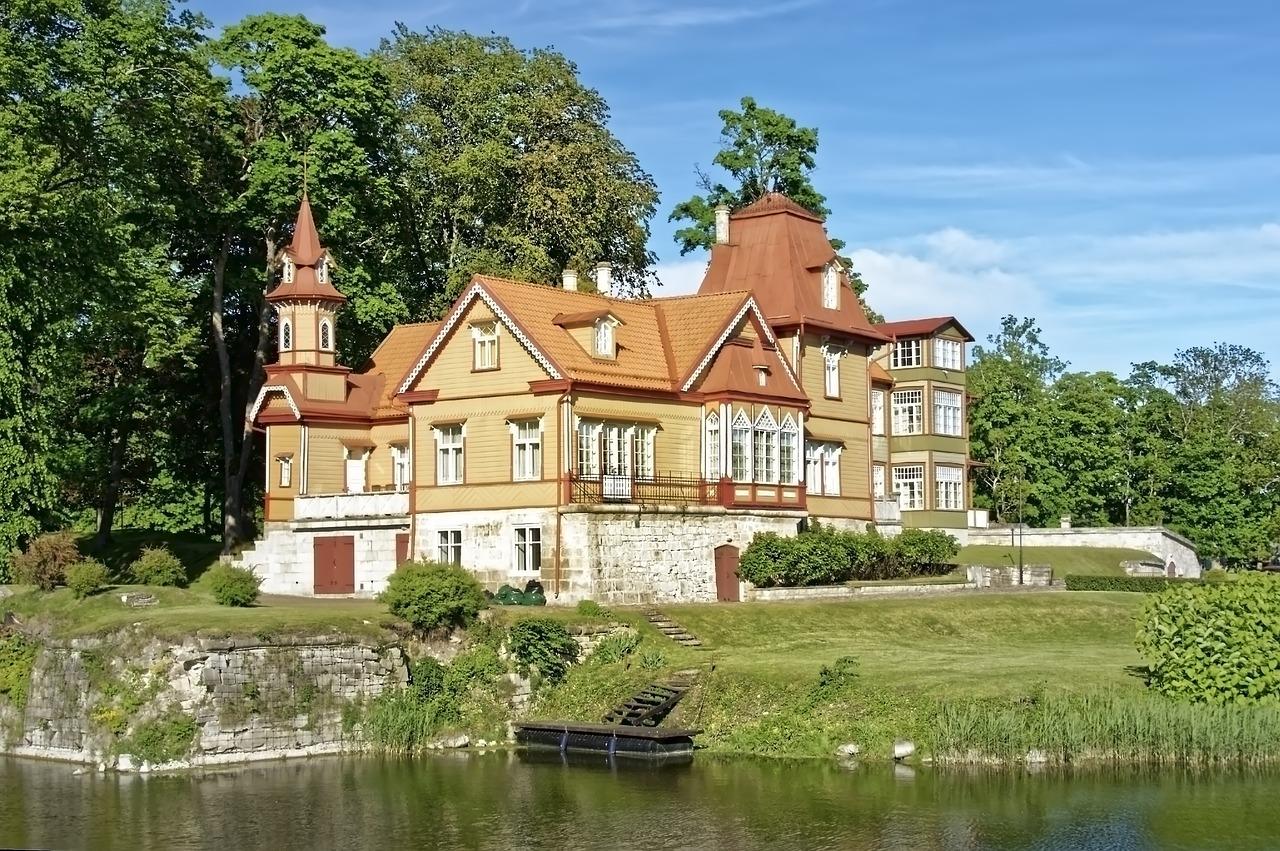 Estonie L'Île De Saaremaa destination peu touristique en europe