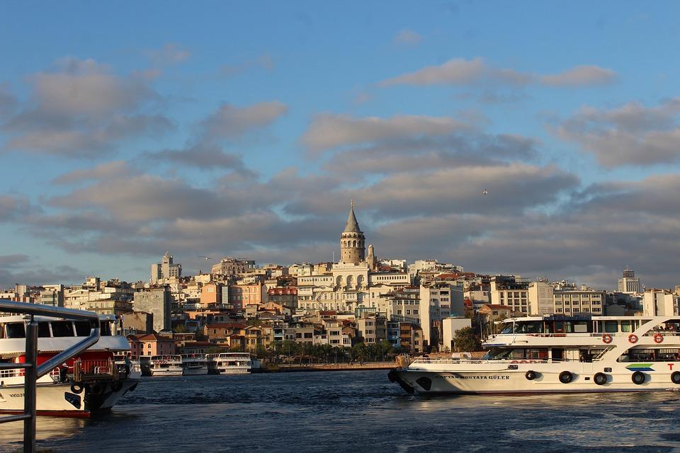 Стамбул 2019 из Ростова-на-Дону