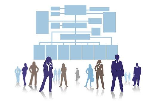 商人, 剪影, 男子, 女子, 业务, 办公室, 人类, 个人, 公司
