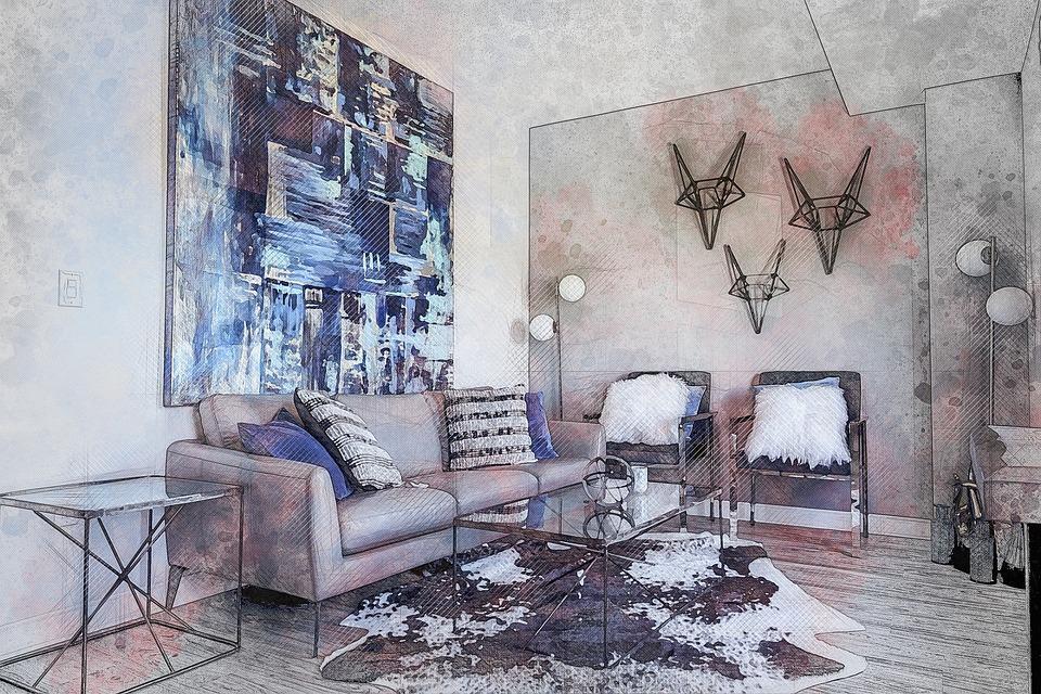 Soggiorno Blu · Immagini gratis su Pixabay
