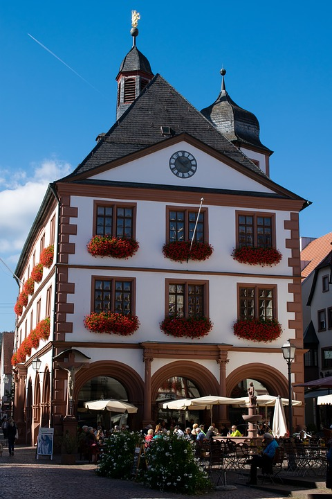 Altes Rathaus Architektur - Kostenloses Foto auf Pixabay