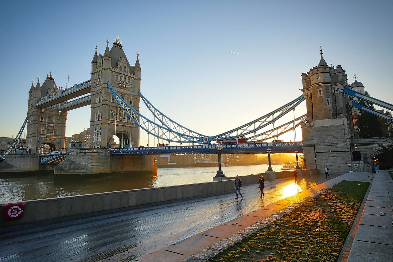 можно мосты лондона фото с названиями времени суток дорогие