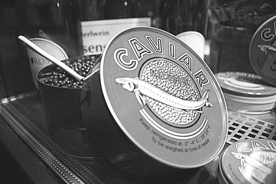 Gourmet, Ventana, Hh, Hamburgensien, Caviar