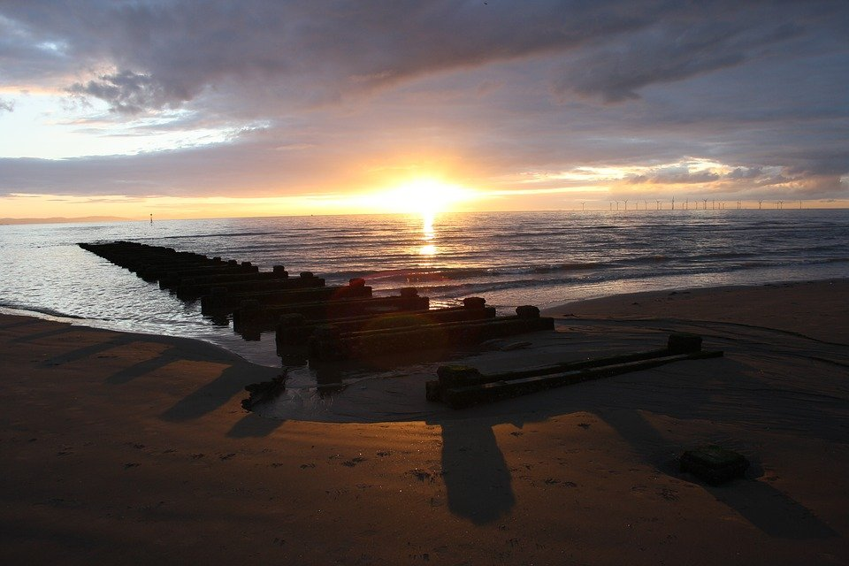 Image result for crosby beach