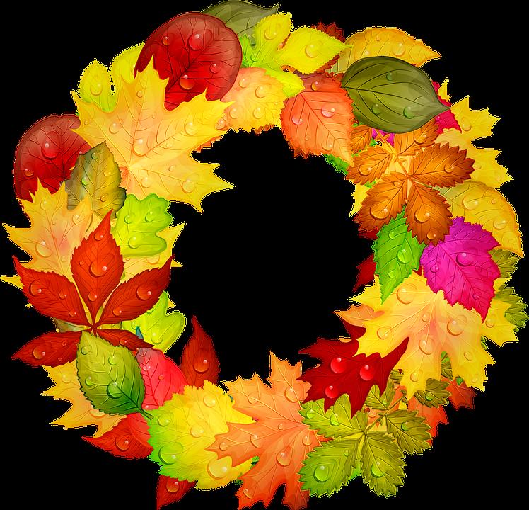 Coroană De Flori Toamna Frunze Imagine Gratuită Pe Pixabay