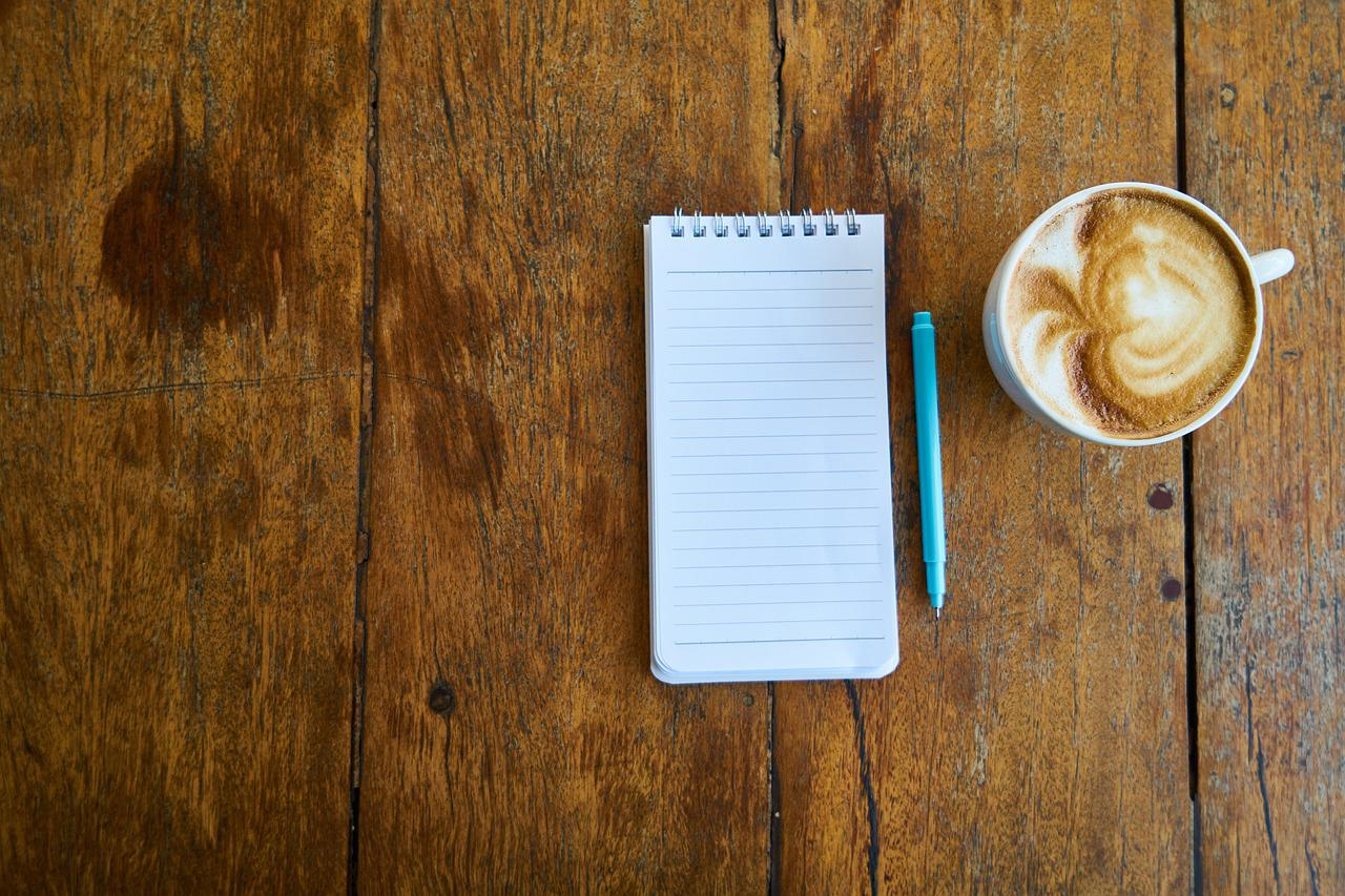 Coffee Notebook The Work - Free photo on Pixabay