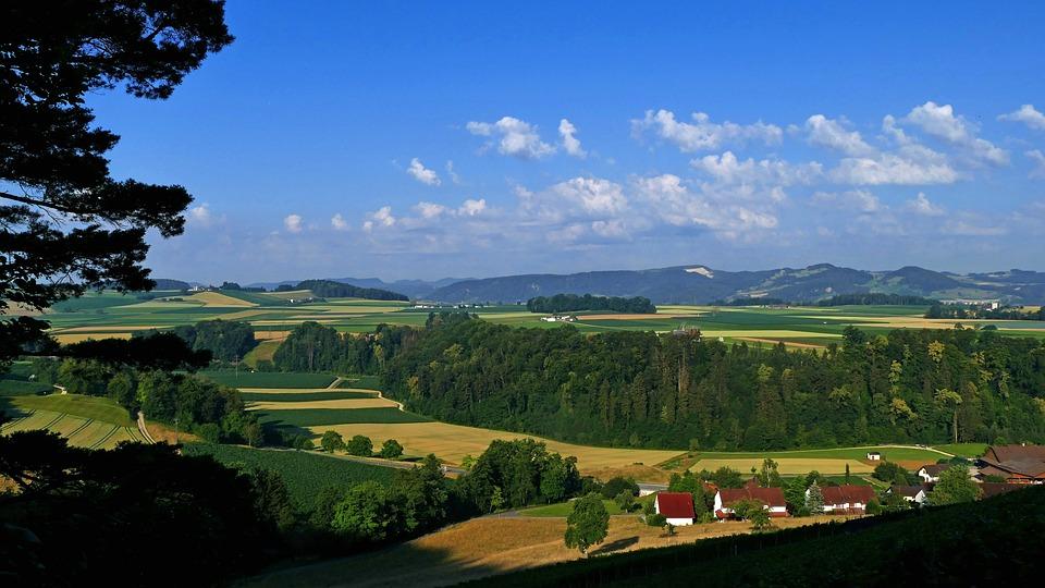 風景 スイス アールガウ州 · Pix...