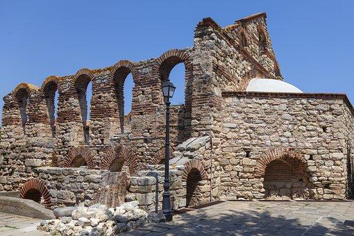 Nessebar, Church, Church Of Saint Sophia