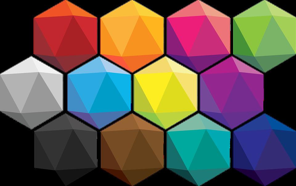 altıgen geometrik geometri pixabay da ücretsiz vektör grafik