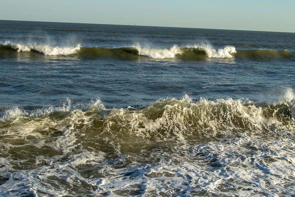 Ocean Beach Waves Crashing - Free photo on Pixabay