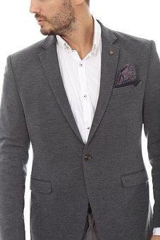 Jacket, Shirt, Team, Male, Model