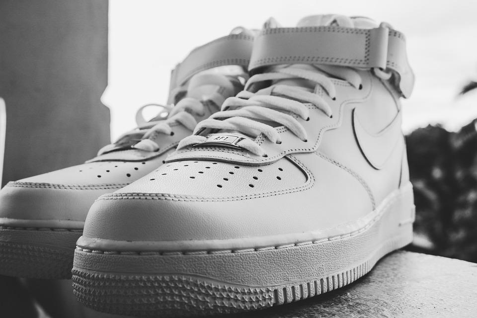 White Nike Pixabayssa Kengät Ilmainen Valokuva SxwHq4