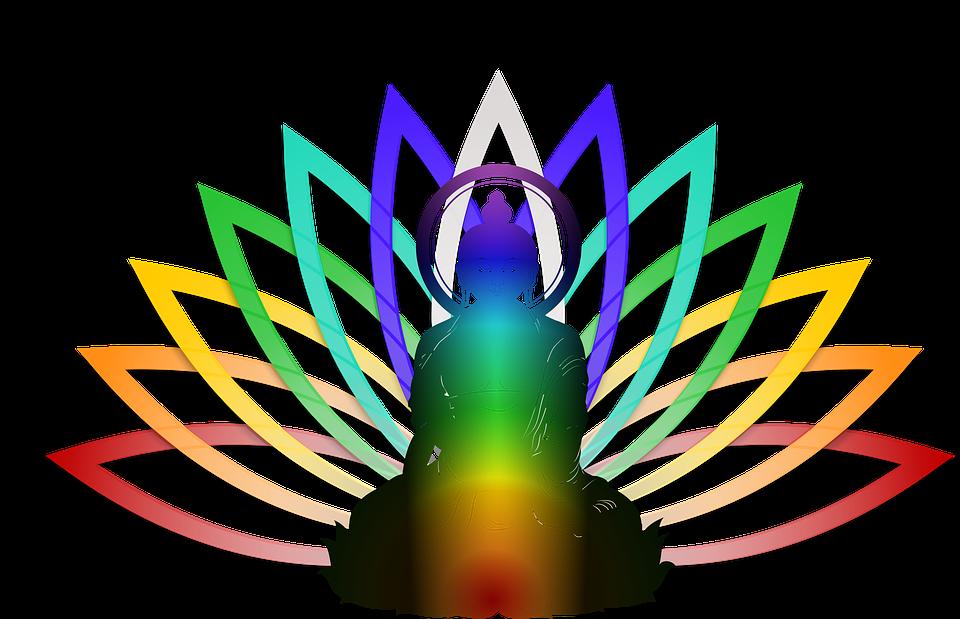Будда, Лотос, Гармония, Мира, Духовные, Люди, Культура