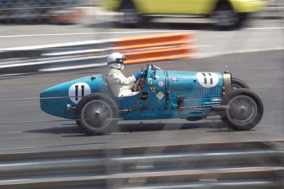 Autorennen, Formel 1
