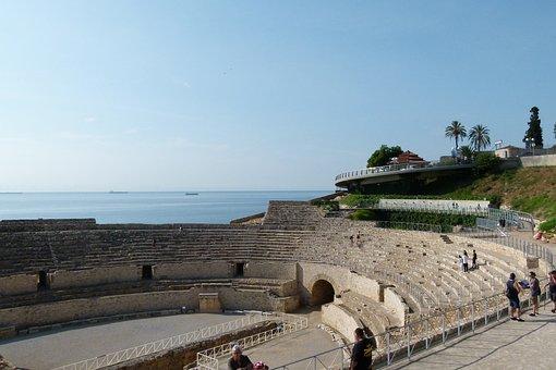 Anfiteatro, Tarragona, Roma