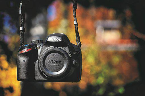 一眼レフ カメラ, Nikon D3200, 写真を撮る, 写真のカメラ