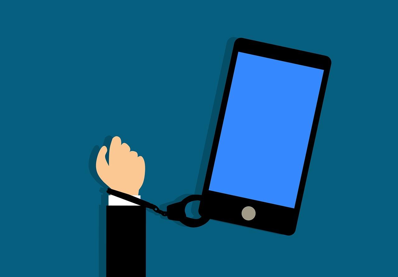 Addiction Smartphone Addict - Free image on Pixabay