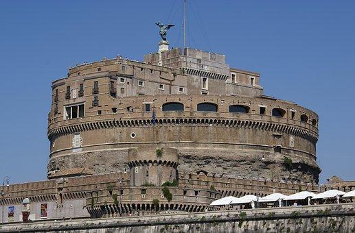 Castel Sant'Angelo, Roma, Vaticano
