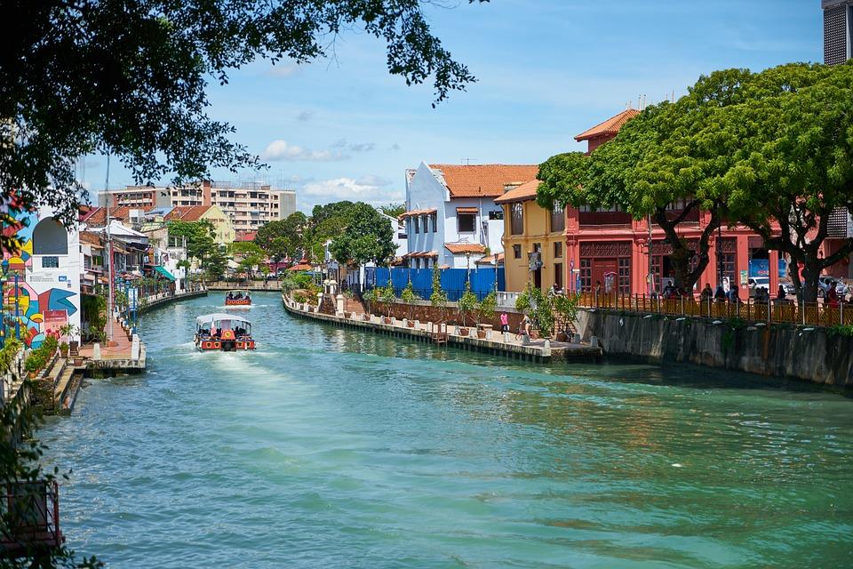 河, 水, 肯特, 性質, 景觀, 城市, 架構, 美麗, 天空, 湖, 雲, 夏天, 海灘, 假日, 藍色