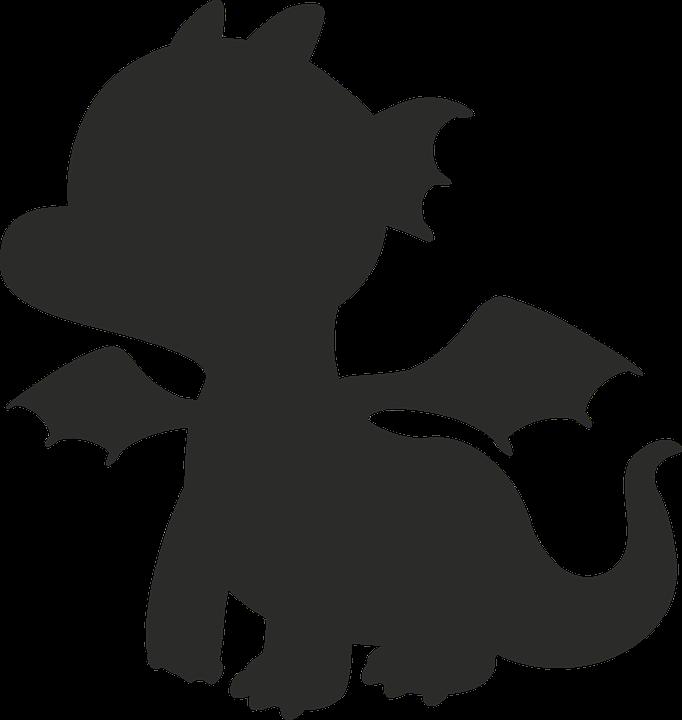 Dragon Bebé Lindo Gráficos Vectoriales Gratis En Pixabay