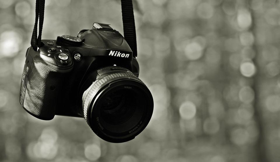 Slr Camera, Camera, Photo, Photography, Photograph