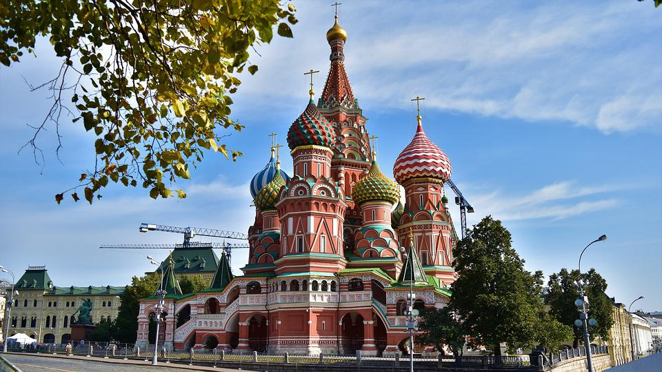 Piazza Rossa, Mosca, Russia, Storicamente, Capitale