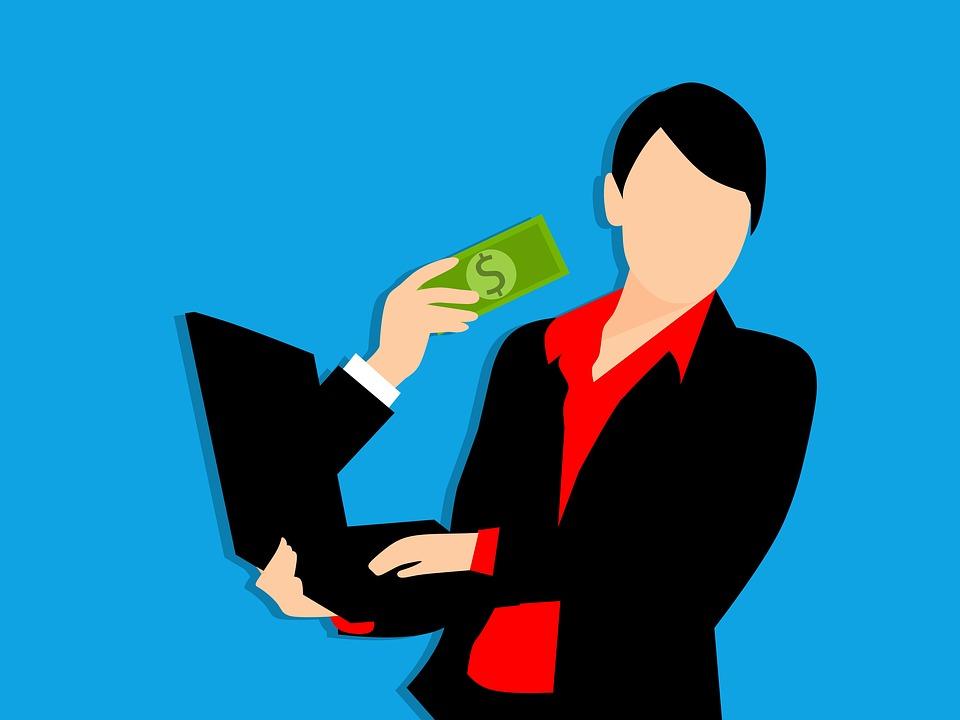Earn Online Work - Free image on Pixabay