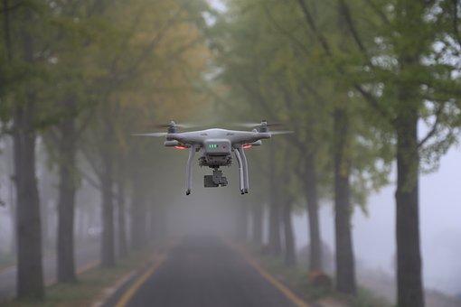 avis drone parrot anafi