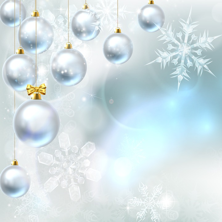 christmas background ornaments free image on pixabay
