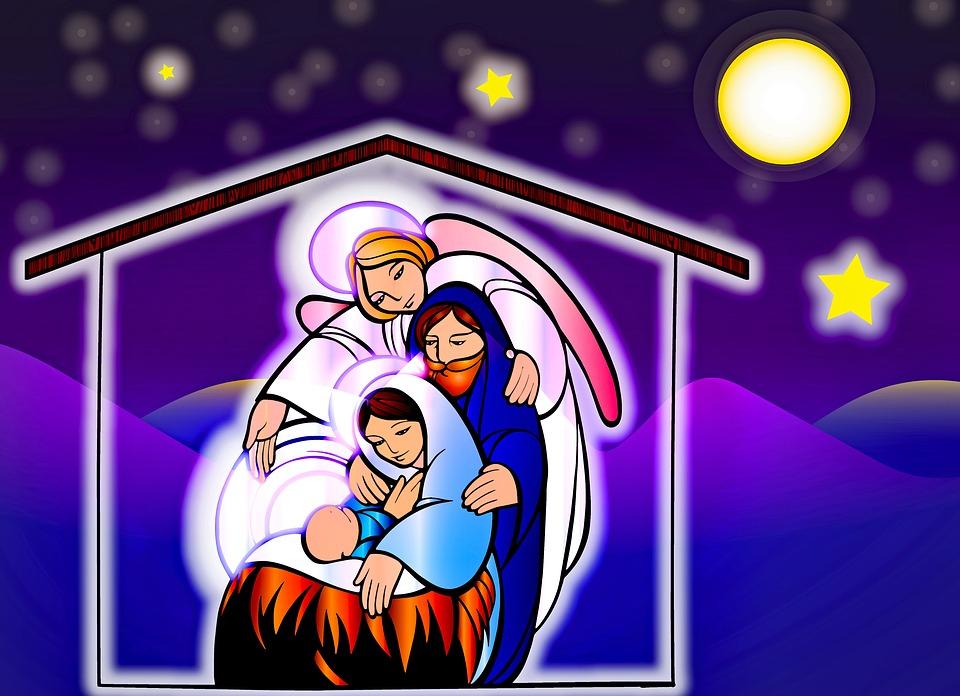 Weihnachten-Krippe Baby Jesus · Kostenloses Bild auf Pixabay