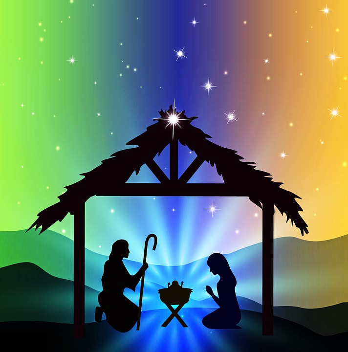 Christmas Nativity.Christmas Nativity Baby Jesus Free Image On Pixabay