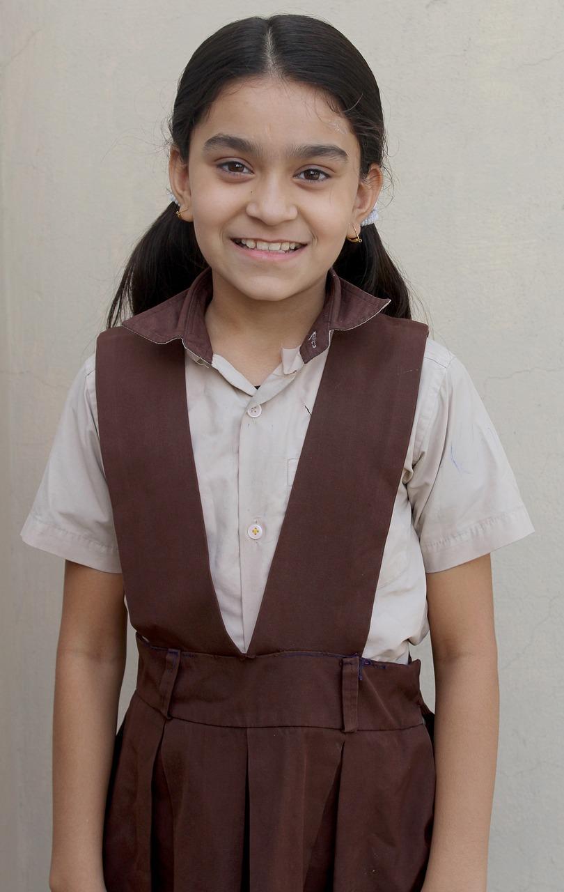 School Indian Dress - Free photo on Pixabay