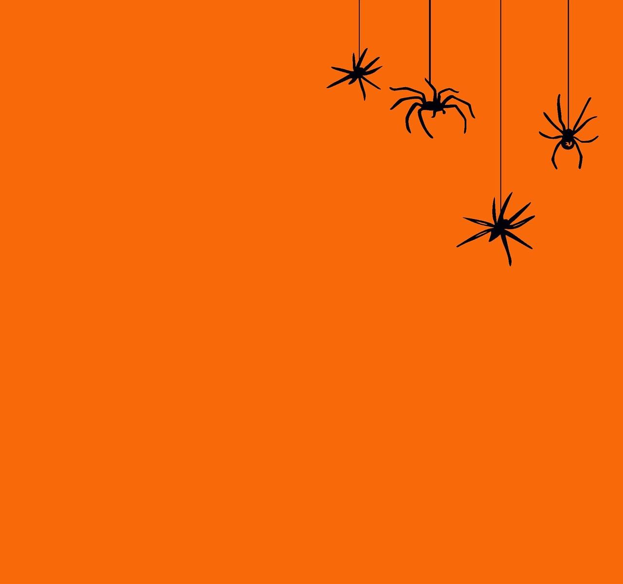 Halloween Background Orange Free Image On Pixabay