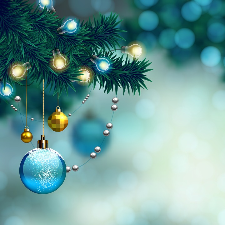 christmas background baubles paper free image on pixabay
