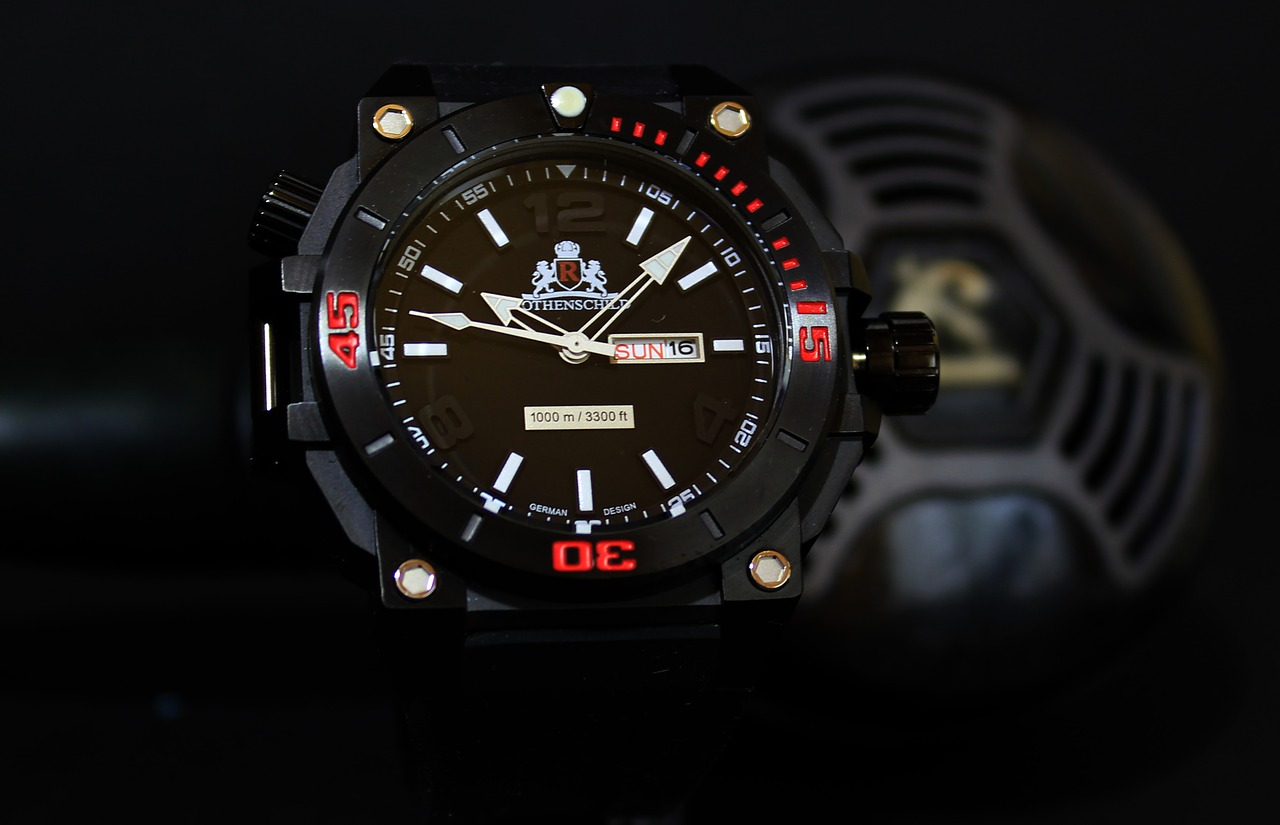 diver's watch