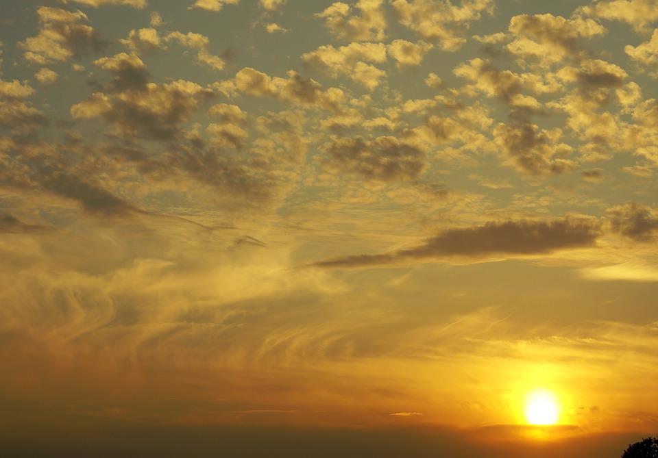 78 Gambar Awan Matahari HD