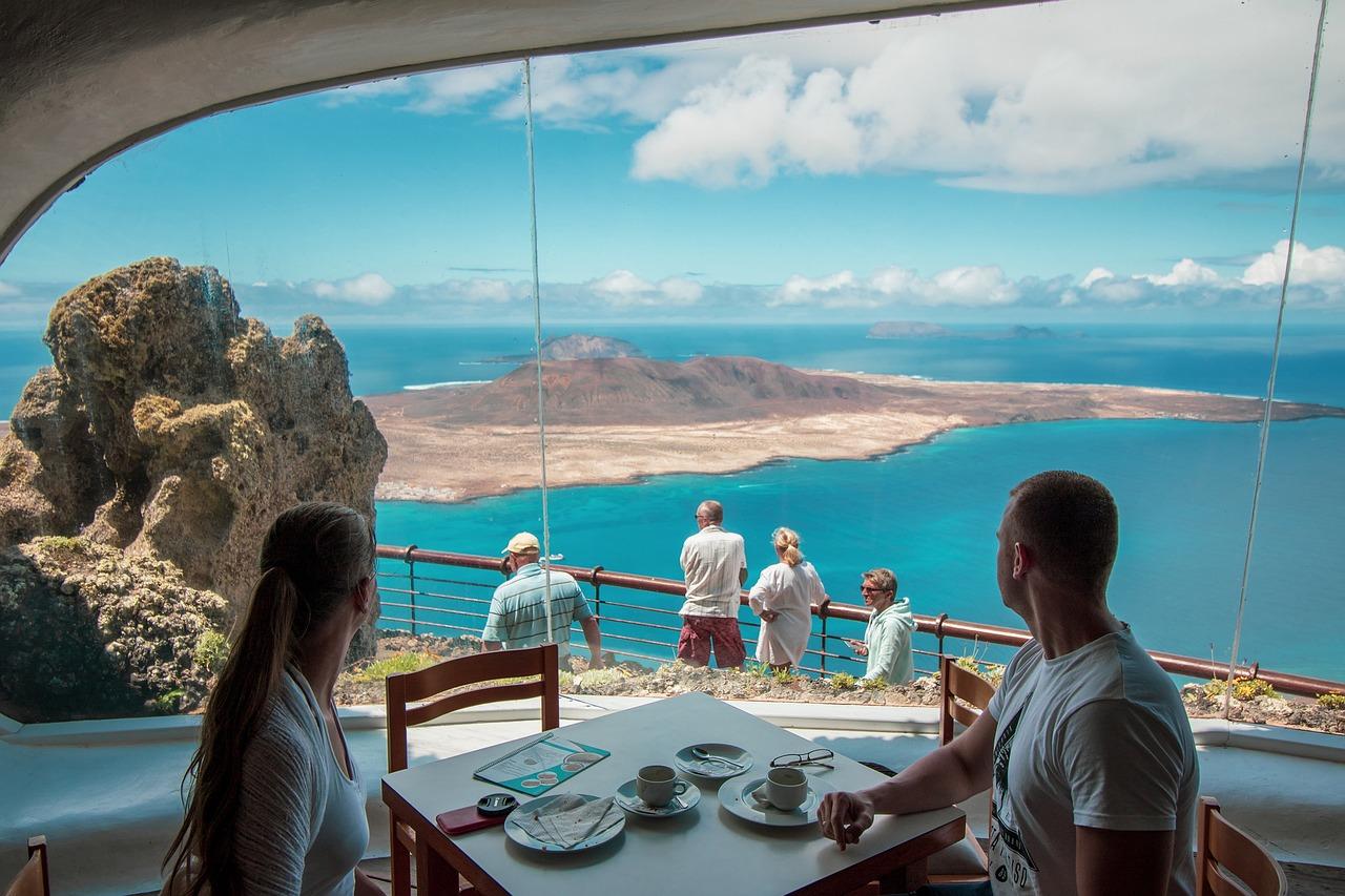 Lanzarote Restaurante Verano - Foto gratis en Pixabay