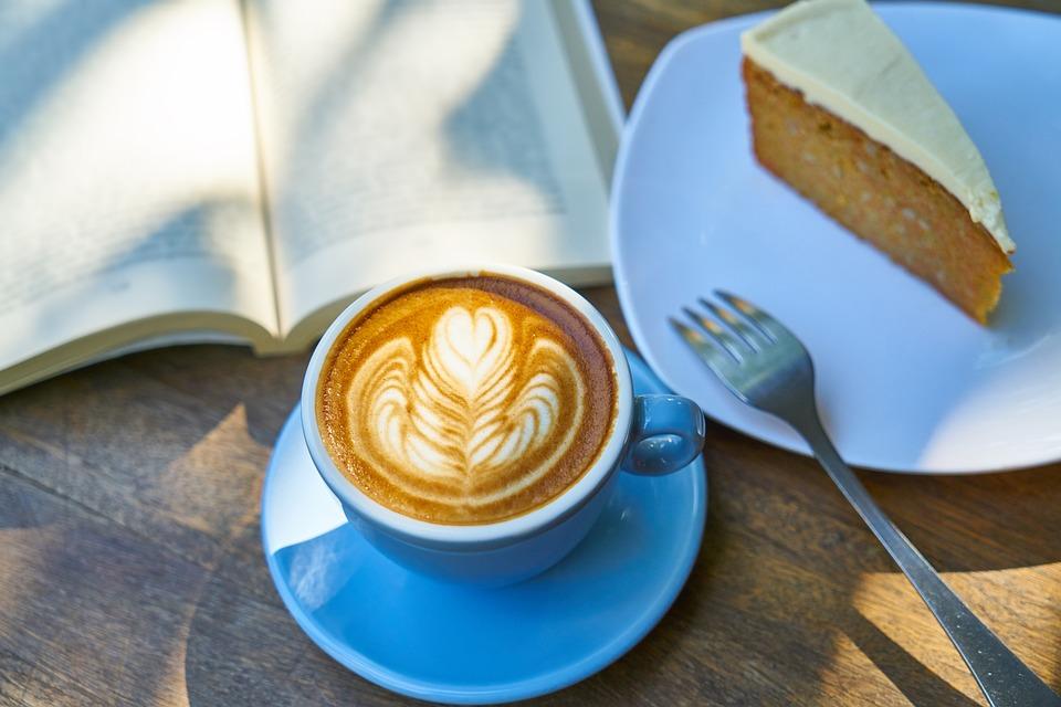 Café Bolo Livro - Foto gratuita no Pixabay
