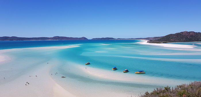 Whitsundays Islands Top Ten Australian Islands for 2020 Adventure Travel