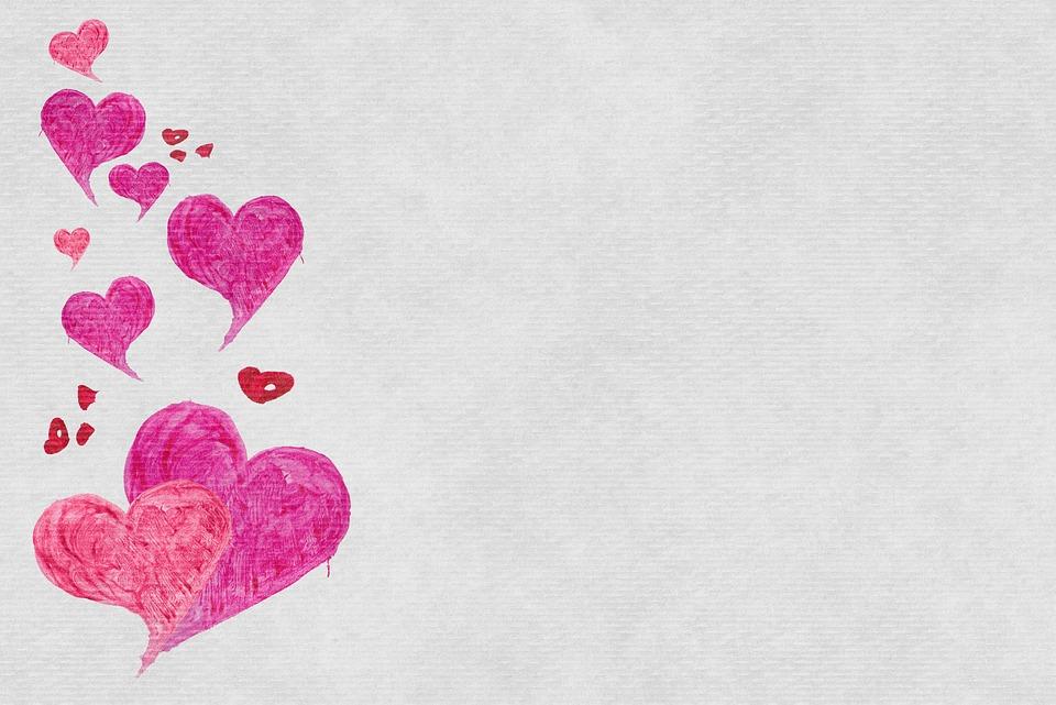 Hati Lukisan Cinta Gambar Gratis Di Pixabay